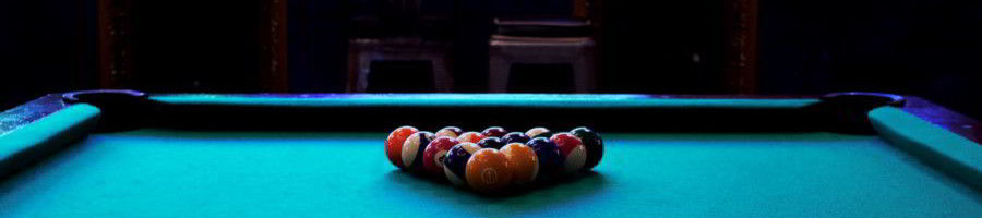 Matthews pool table room size featured